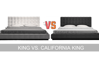 king vs california king tt