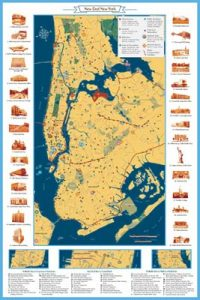 NYC New Deal Map