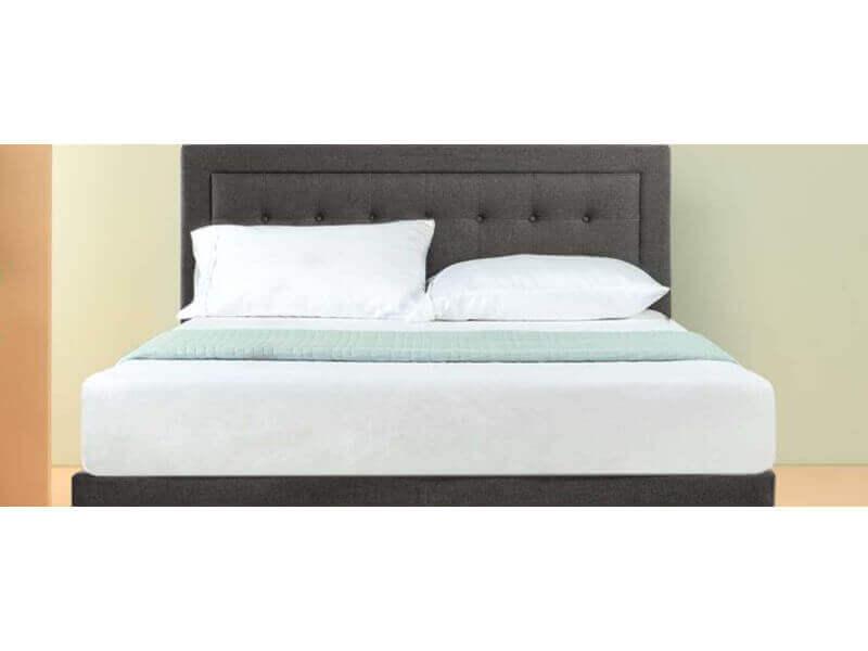 Zinus 12-Inch Memory Foam Green Tea Mattress best mattresses for kids