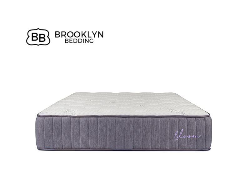 Brooklyn Bedding bloom hybrid mattress