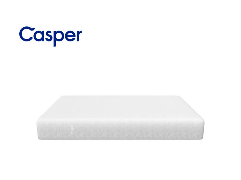 casper wave memory foam mattress for heavy people
