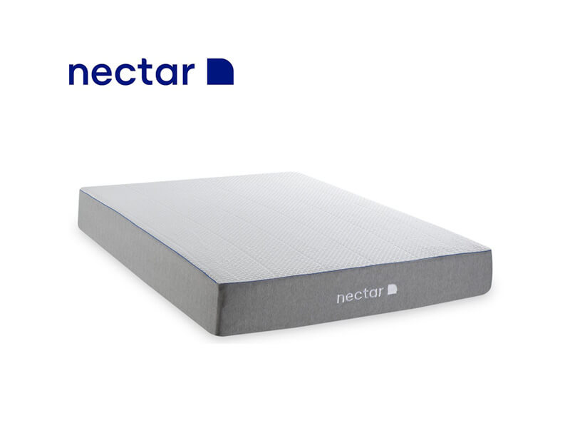 nectar memory foam mattress for heavy people