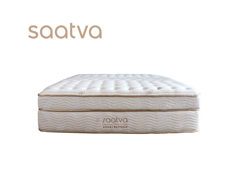 saatva classic mattress for heavy people