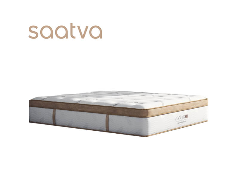saatva hd mattress for heavy people