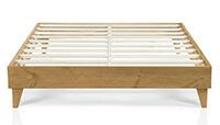 CARDINAL CREST Modern Wood Bed Frame preview