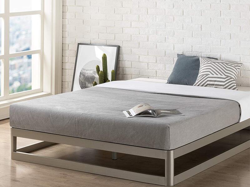 Mellow Metal Bed Platform