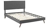 Modway Amaris Upholstered Platform Bed Frame preview