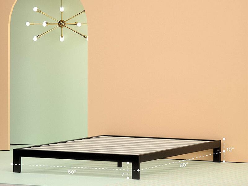 Zinus Arnav Modern Studio Platform Bed Frame