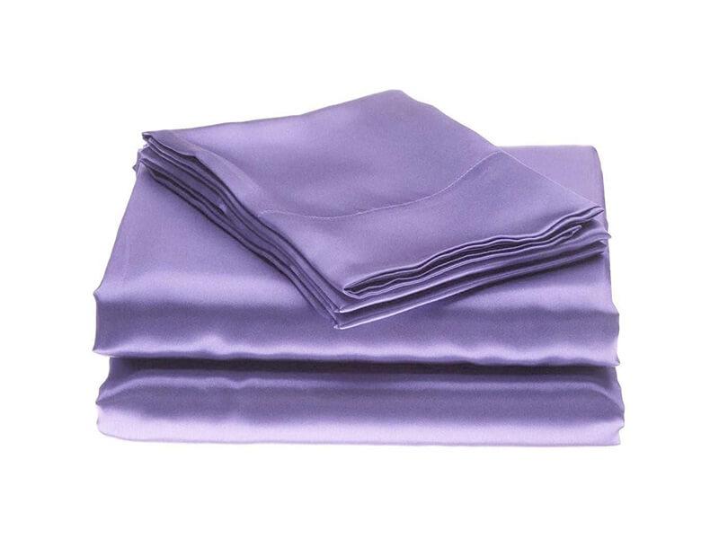 Bedding Emporium Pure Silk Satin Sheets