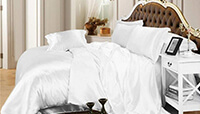 MOONLIGHT BEDDING Luxurious Satin Sheets preview