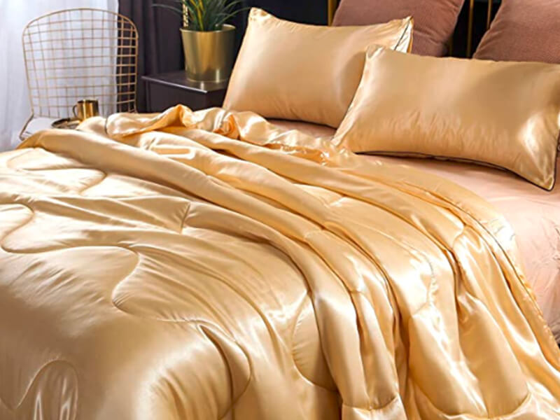 NTBED Luxury Microfiber Satin Sheets