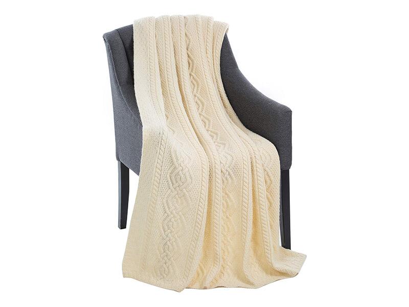 Dara Aran Blanket
