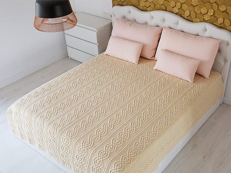 SAOL King Size blanket