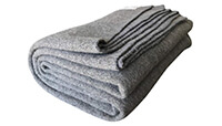 Woolly Mammoth Merino Wool Camp Blanket preview