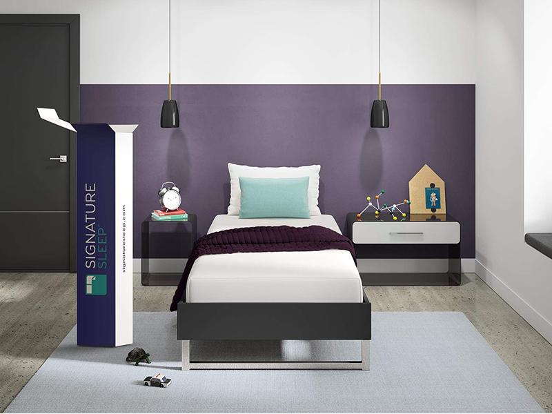 Signature Sleep 8-Inch Memory Foam Mattress
