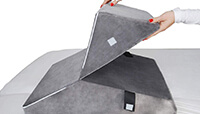 5-in-1 Bed Wedge Pillow small