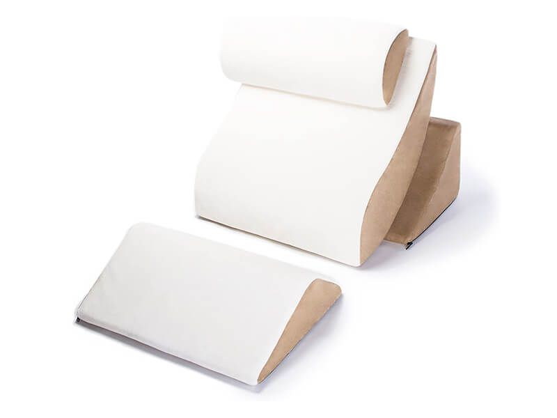 Avana Kind Bed Orthopedic Support Wedge Pillow Comfort System